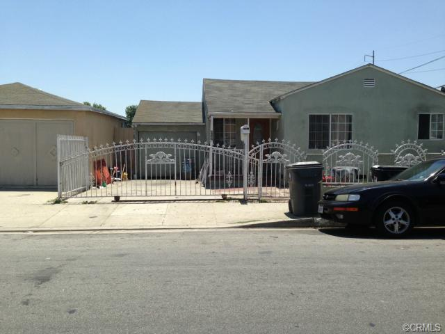 4644 West 111th Street Lennox CA, 90304