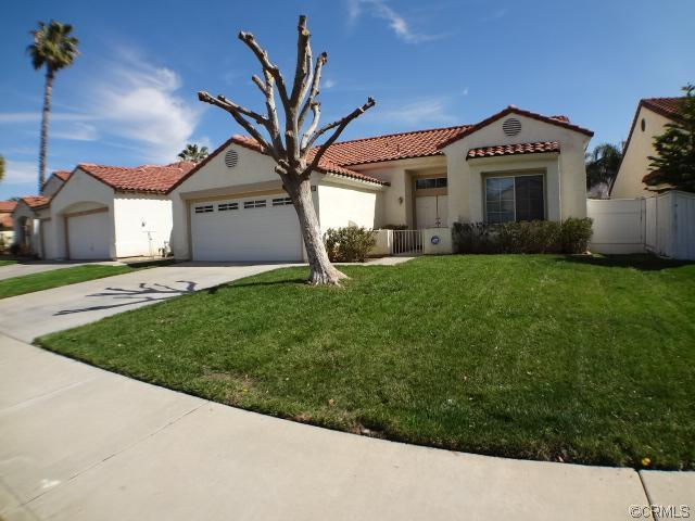 16626 Via Alegria Moreno Valley CA, 92551