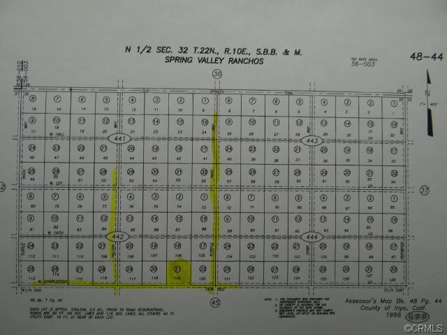31 Spring Valley Ranchos  #119, Bishop, CA, 93514 -- Homes For Sale