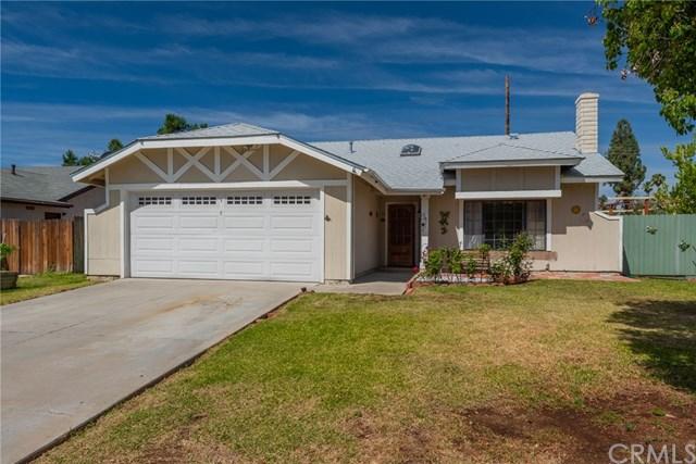 15343 Via Alicia Drive, Moreno Valley, California