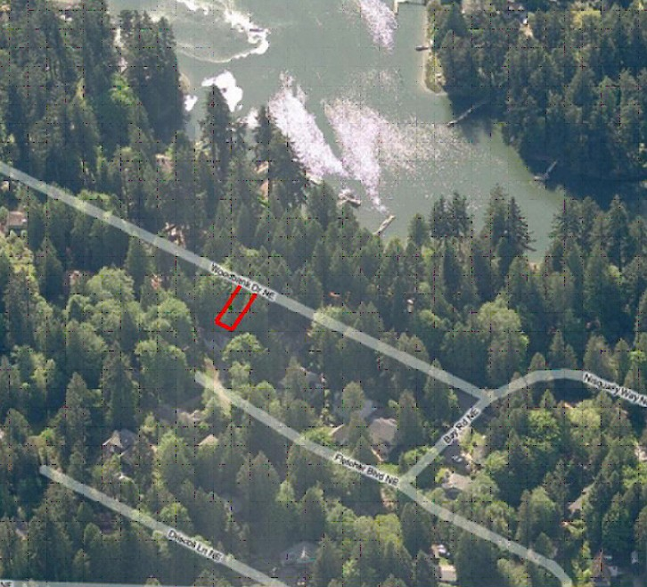 Land for Sale, ListingId:31515849, location: -Lot A Woodbank Dr NE Bainbridge Island 98110