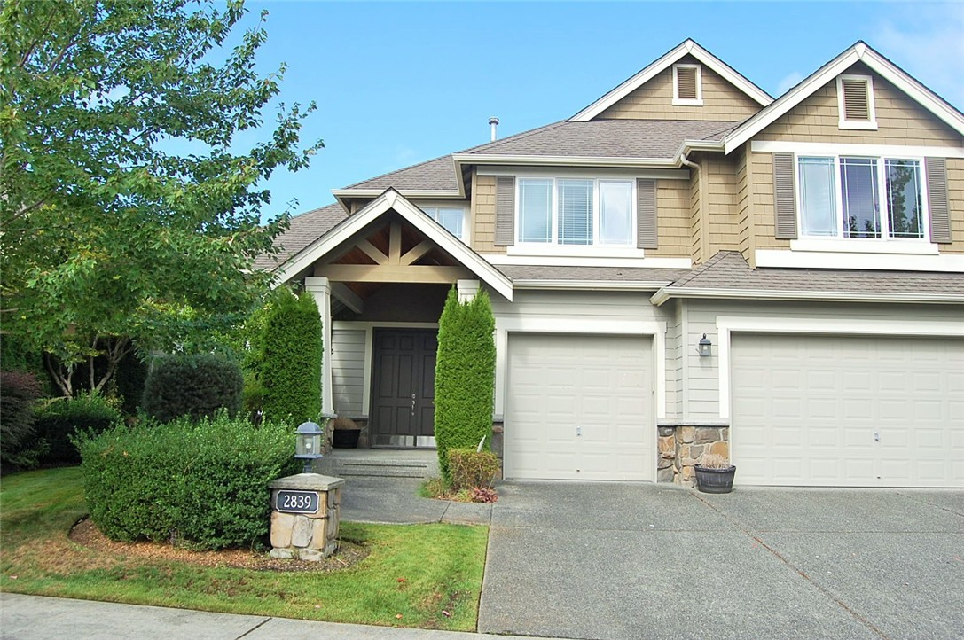 Rental Homes for Rent, ListingId:35086000, location: 2839 278th Ave SE Sammamish 98075