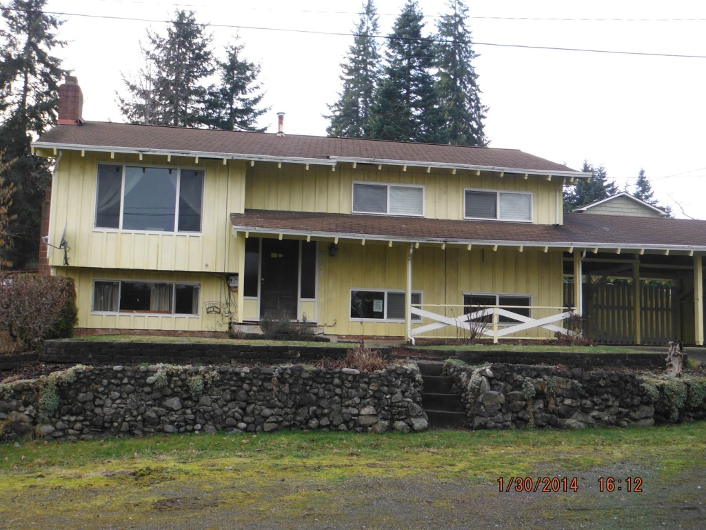 Single Family Home for Sale, ListingId:26701340, location: 821 S 13th St Shelton 98584