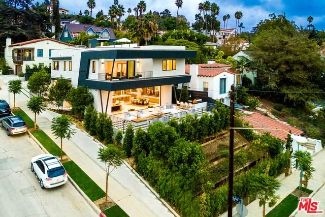 2030 TALMADGE Street, Los Angeles, California