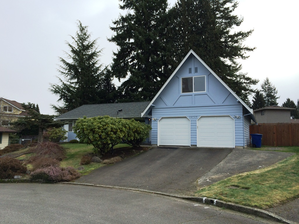 Rental Homes for Rent, ListingId:26696264, location: 16725 NE 22nd St Bellevue 98008