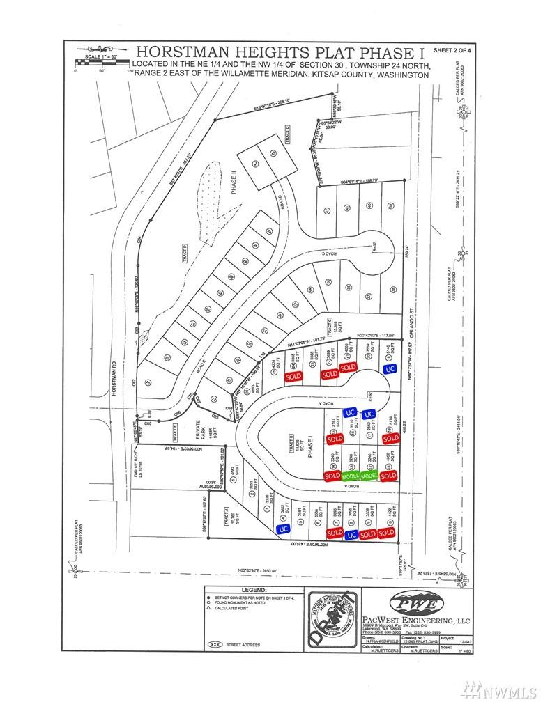 Land for Sale, ListingId:36367307, location: 774 Courage Ct SE Pt Orchard 98366