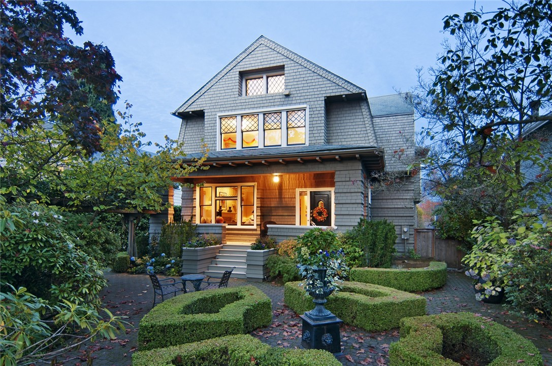 Single Family Home for Sale, ListingId:35422763, location: 106 Maiden Lane E Seattle 98112