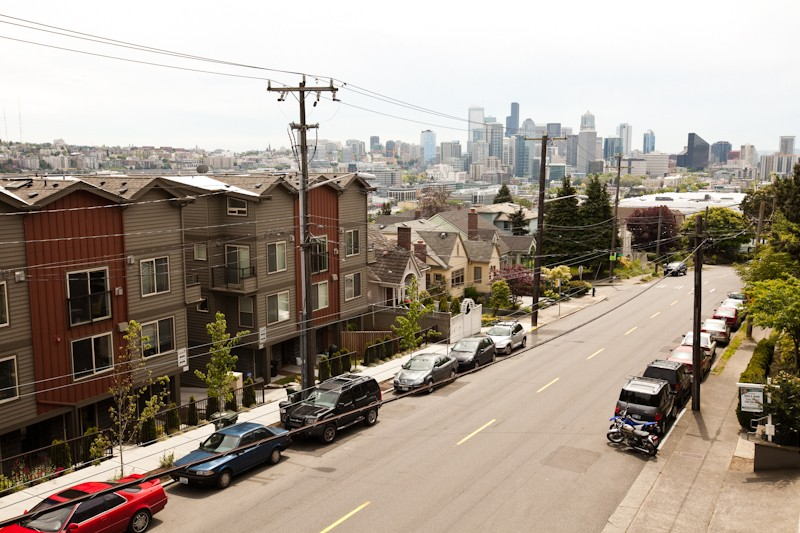 Rental Homes for Rent, ListingId:33433392, location: 1525 Taylor Ave N #407 Seattle 98109