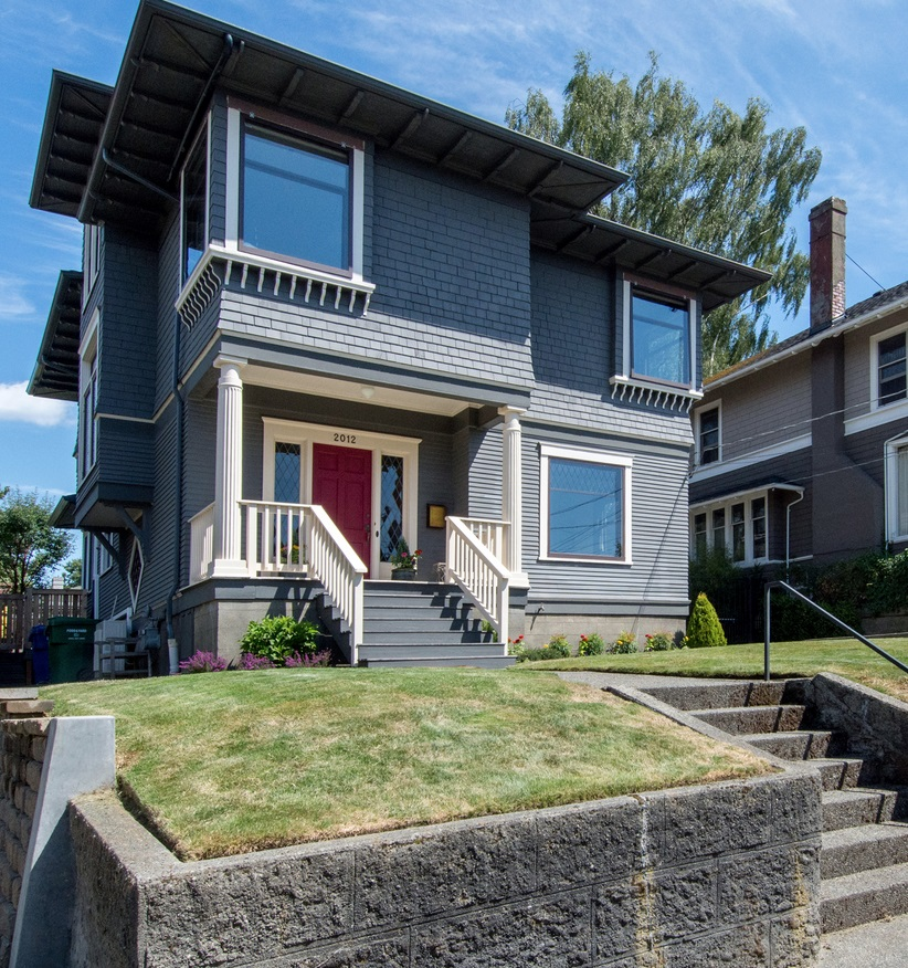 Single Family Home for Sale, ListingId:34580799, location: 2012 1st Ave N Seattle 98109