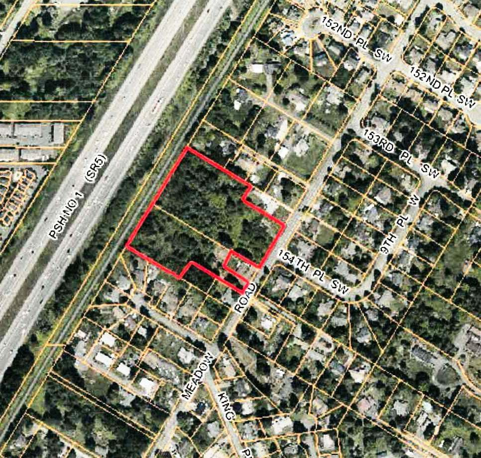Land for Sale, ListingId:31119283, location: 15420 Meadow Rd Lynnwood 98087
