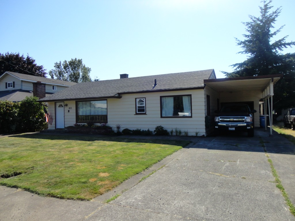 Single Family Home for Sale, ListingId:29039911, location: 813 SW 19th St Chehalis 98532