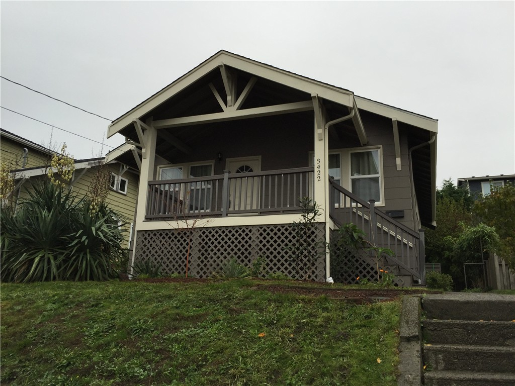 Rental Homes for Rent, ListingId:36164333, location: 3422 41st Ave SW Seattle 98116