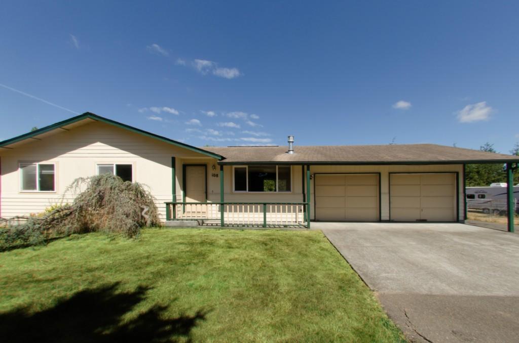 Single Family Home for Sale, ListingId:31455583, location: 108 Valley Meadows Lp Chehalis 98532