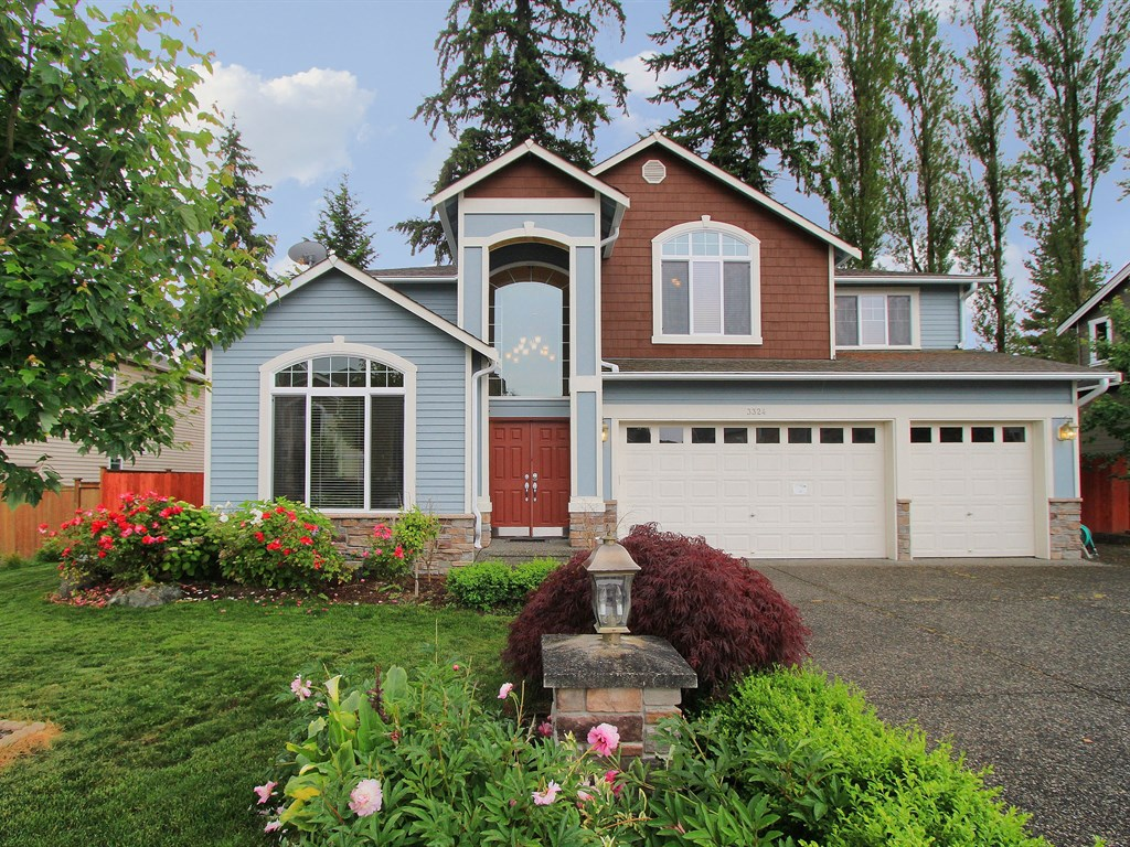 Single Family Home for Sale, ListingId:33642096, location: 3324 171st St SW Lynnwood 98037