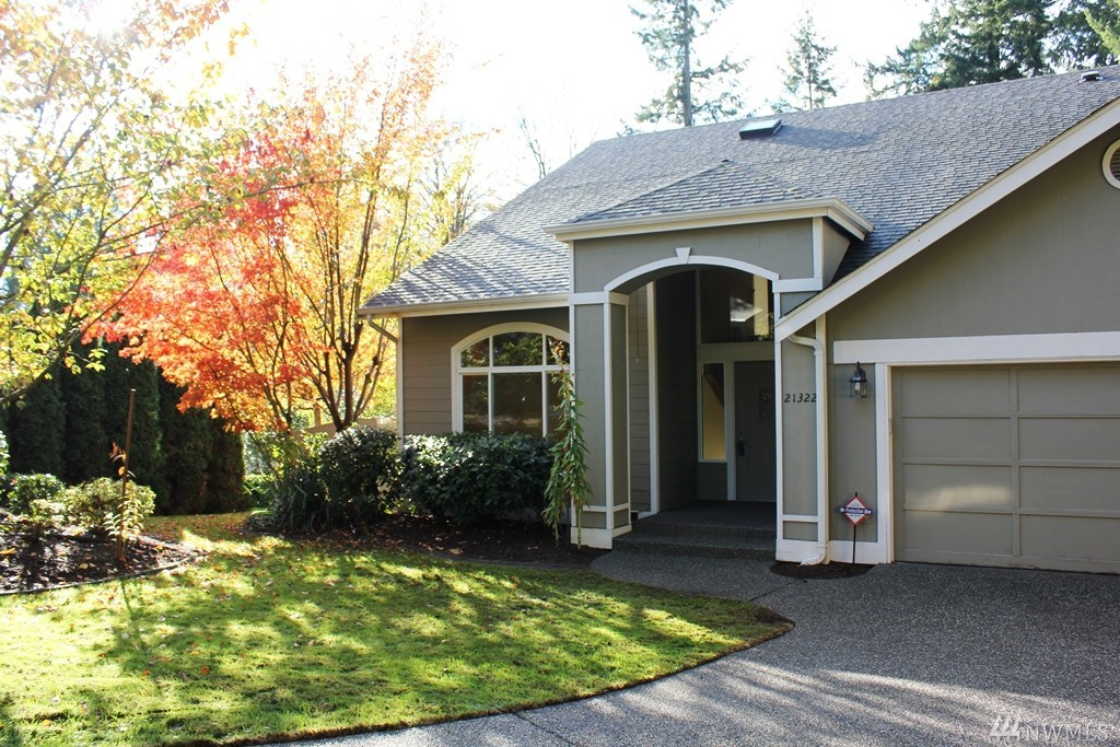 Rental Homes for Rent, ListingId:36109752, location: 21322 Damson Rd Bothell 98021