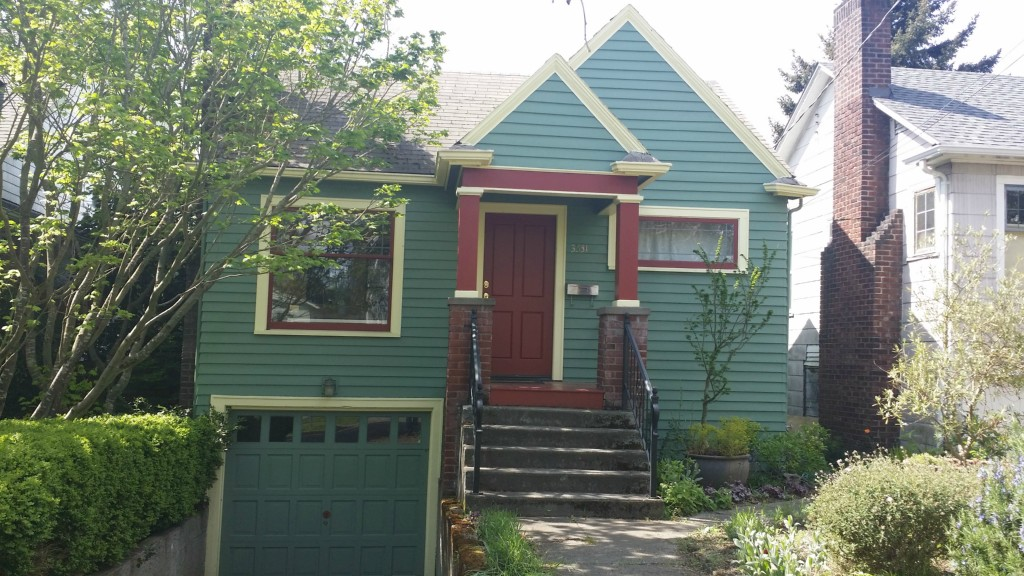 Rental Homes for Rent, ListingId:32999736, location: 3531 Densmore Ave N Seattle 98103