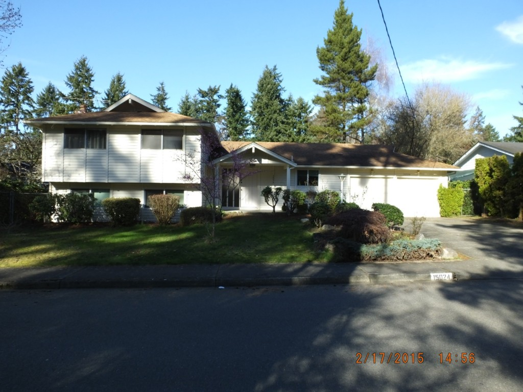 Rental Homes for Rent, ListingId:31795952, location: 15024 NE 12th St Bellevue 98007