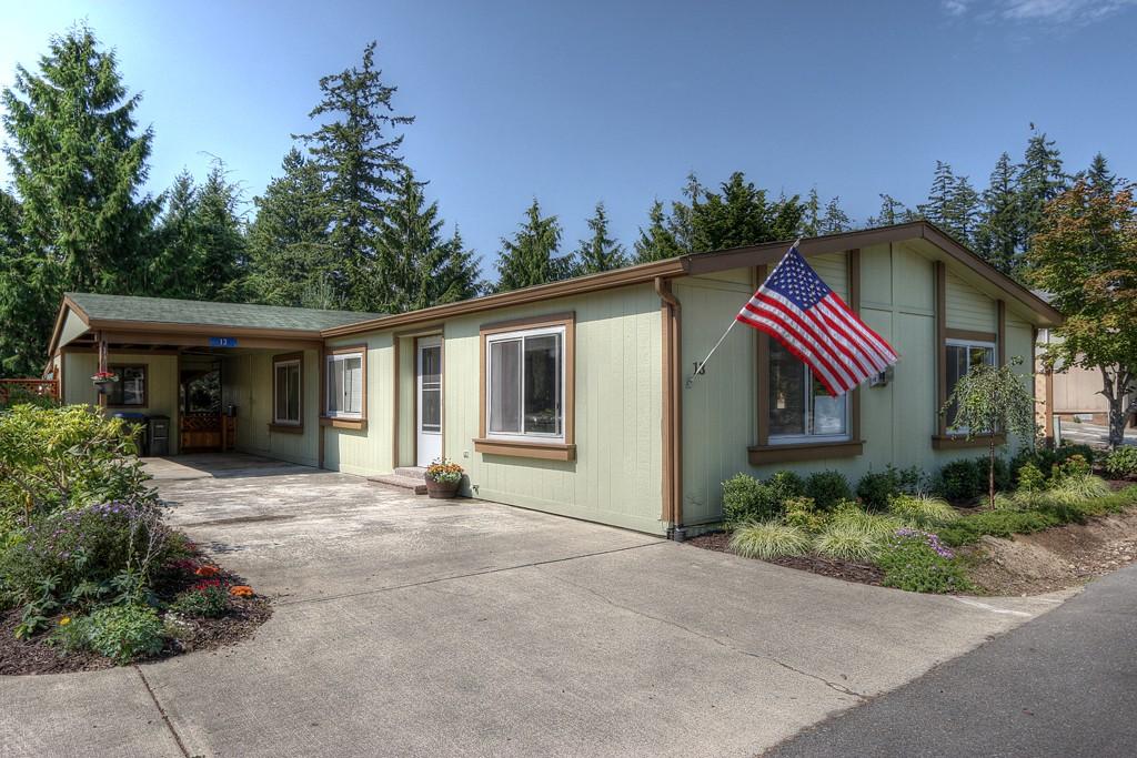 Single Family Home for Sale, ListingId:29900883, location: 1754 NE Mesford Rd #13 Poulsbo 98370