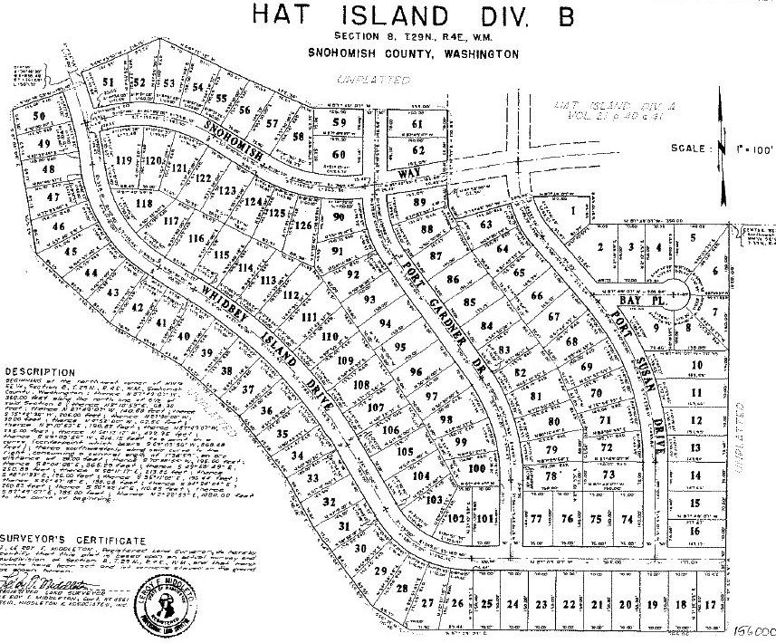 Real Estate for Sale, ListingId: 16602035, Hat Island,WA98206