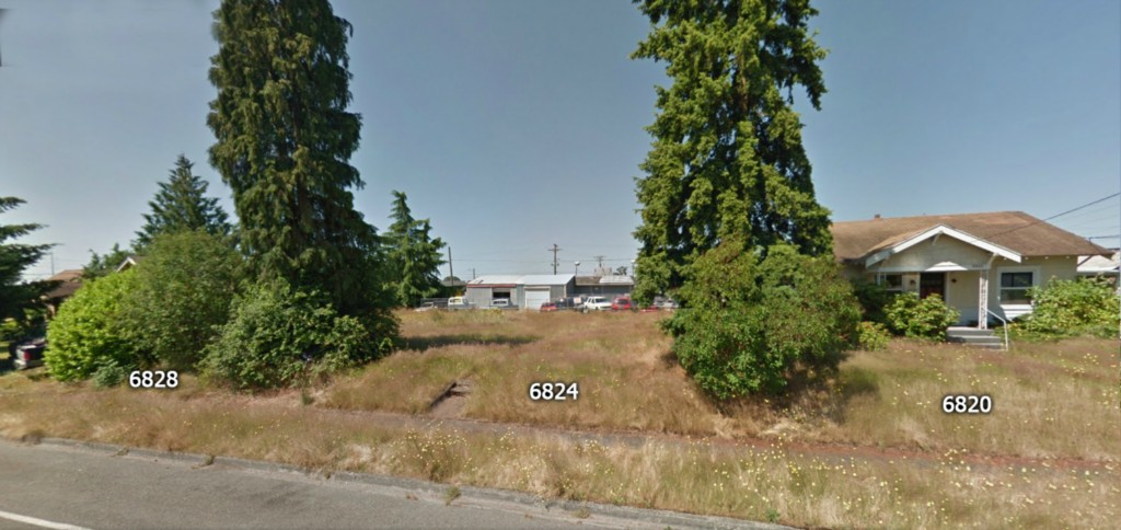Land for Sale, ListingId:29279341, location: 6828 South Puget Sound Ave Tacoma 98409