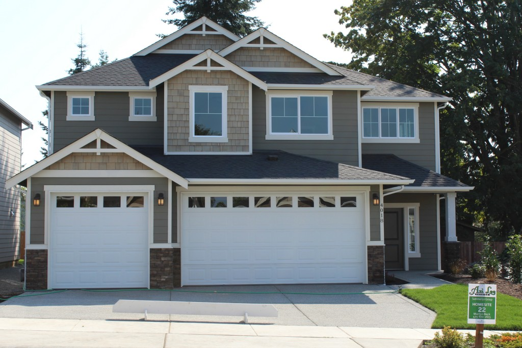 Single Family Home for Sale, ListingId:30179405, location: 4018 138th (Lot #22 Azi Lee Estate) St SW Lynnwood 98087