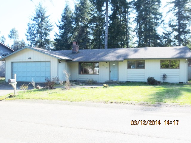 Single Family Home for Sale, ListingId:27193878, location: 413 W I St Shelton 98584