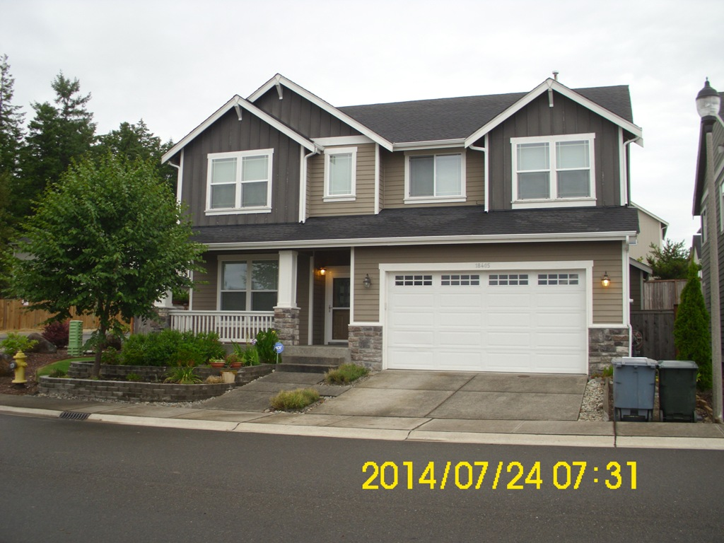 Rental Homes for Rent, ListingId:29187109, location: 18405 97th Av Ct E Puyallup 98375