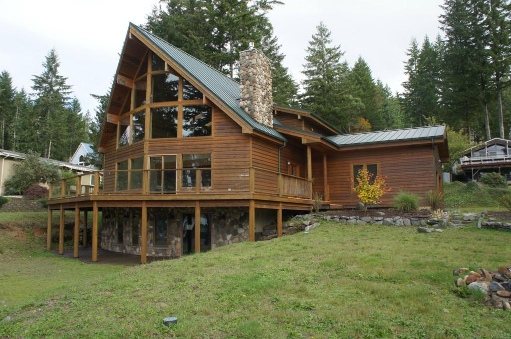 Single Family Home for Sale, ListingId:30480629, location: 450 E Mason Lake Dr E Grapeview 98546