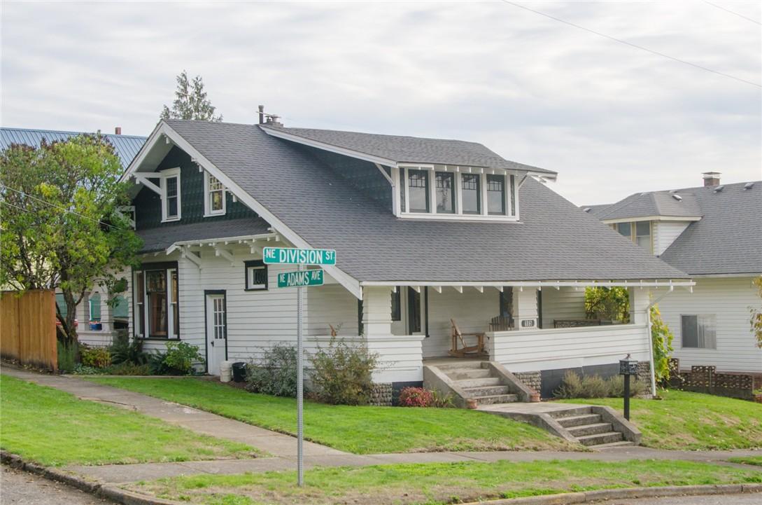 Single Family Home for Sale, ListingId:30496509, location: 185 NE Division St Chehalis 98532