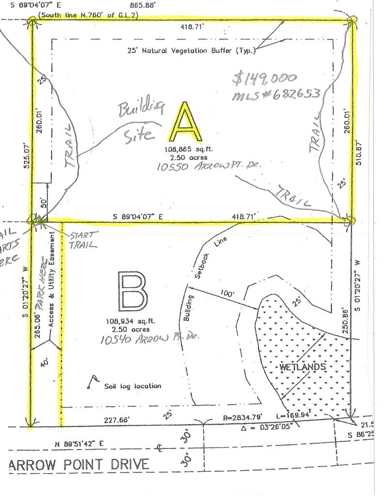 Land for Sale, ListingId:29491628, location: 10550 NE Arrow Point Dr Bainbridge Island 98110