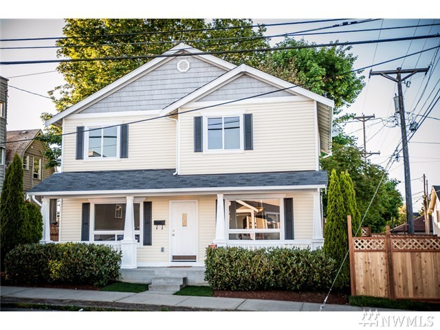 Rental Homes for Rent, ListingId:36321892, location: 911 S 13th St Tacoma 98405