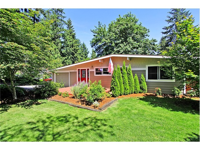 Rental Homes for Rent, ListingId:29782283, location: 15306 SE 42nd St Bellevue 98006