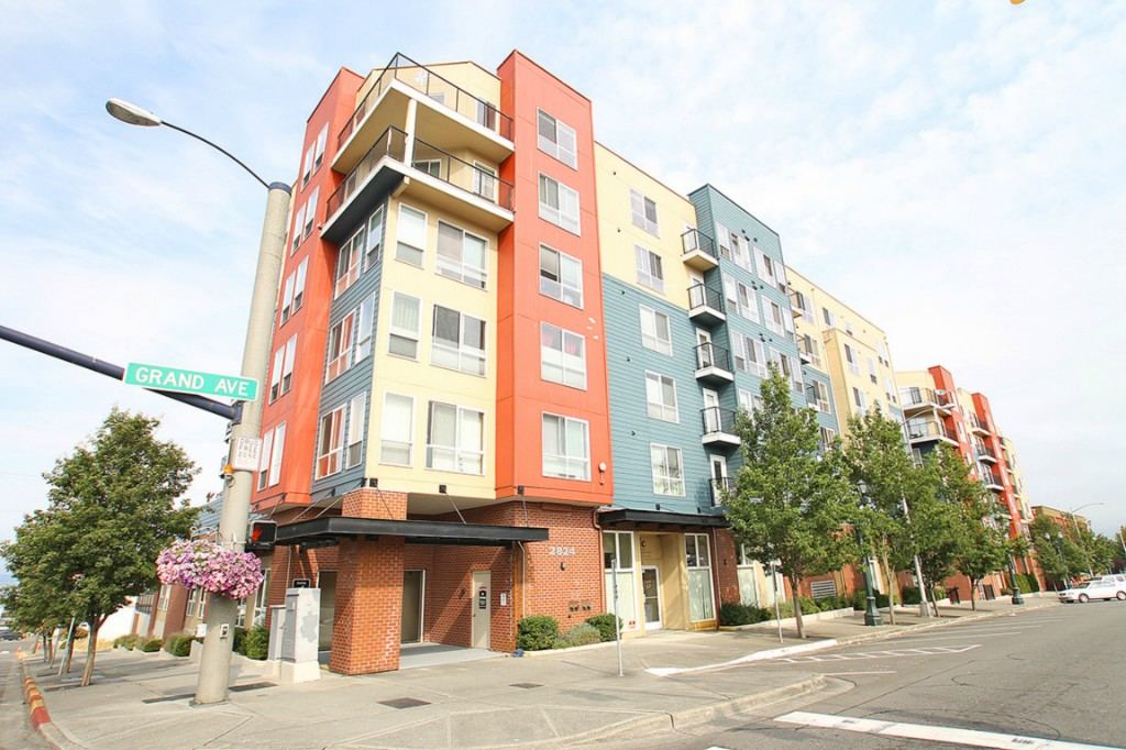 Rental Homes for Rent, ListingId:32416043, location: 2824 Grand Ave #A601 Everett 98201