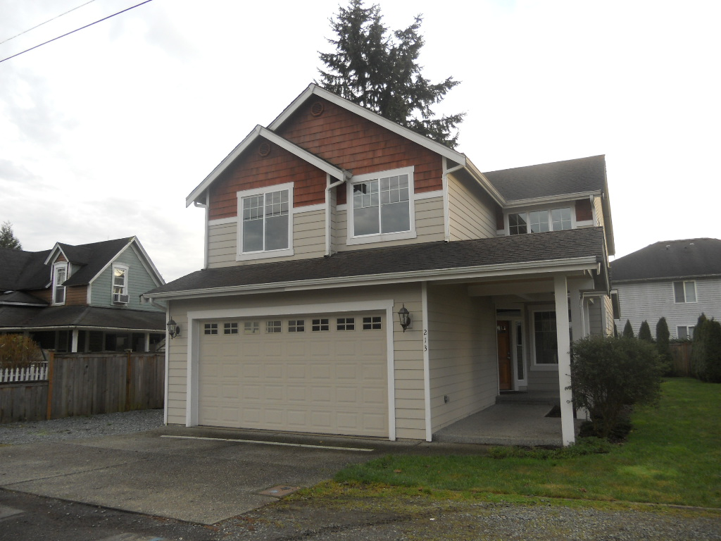 Rental Homes for Rent, ListingId:31178893, location: 213 7th St Snohomish 98290