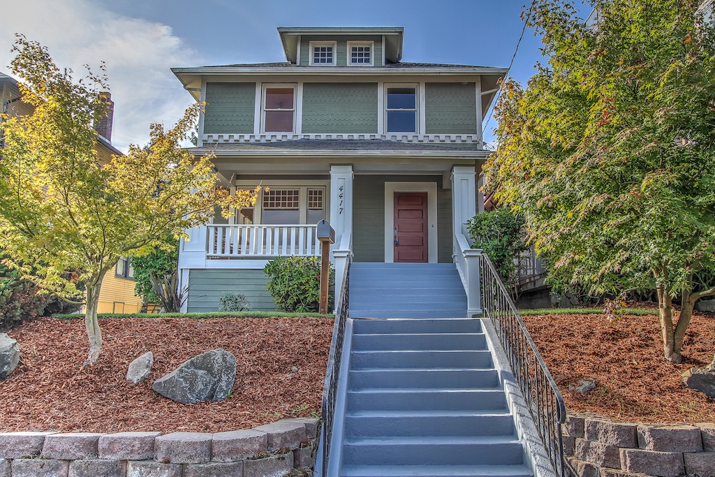Rental Homes for Rent, ListingId:30058378, location: 4417 Sunnyside Ave N Seattle 98103