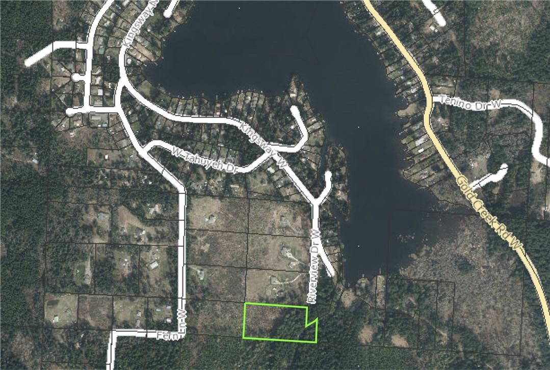 Land for Sale, ListingId:36724284, location: 5-Acre Riverview Dr NW Bremerton 98312