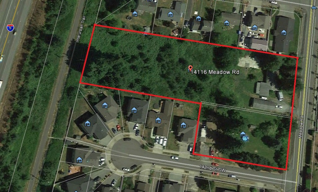 Land for Sale, ListingId:33326945, location: 14116-14130 Meadow Rd Lynnwood 98037