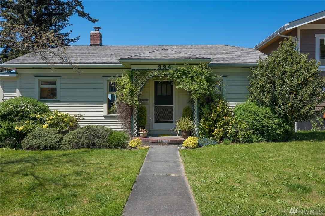 334 S Forest St, Bellingham, Washington