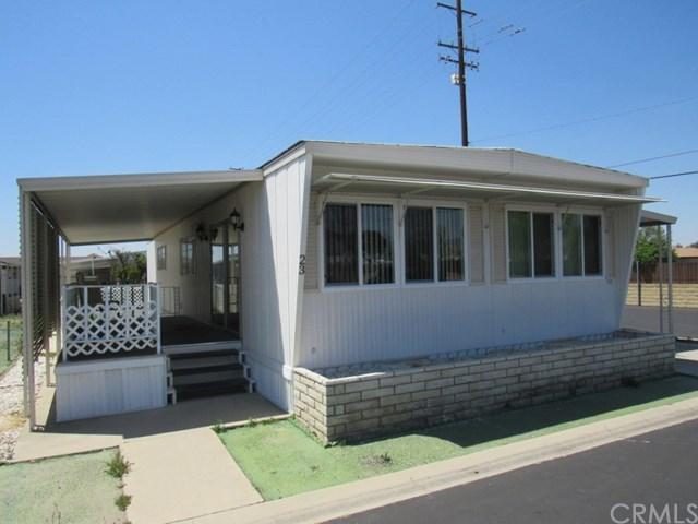 1895 W DEVONSHIRE AVENUE #23 Hemet CA 92545 id-200038 homes for sale