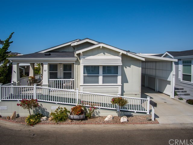 Pismo Beach CA Mobile Homes For Sale
