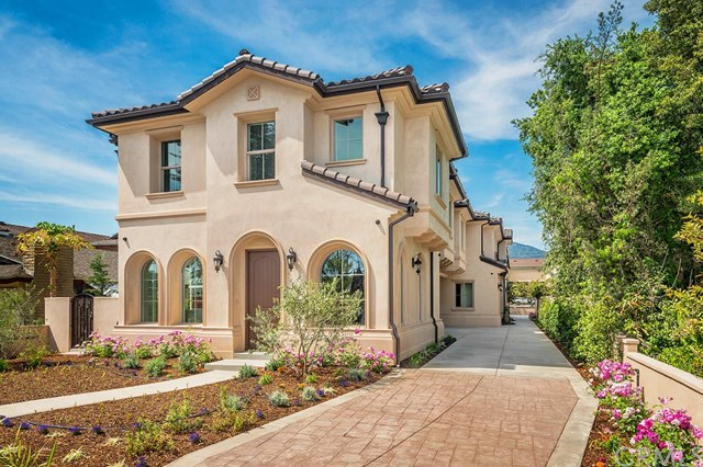 129 EL DORADO STREET #A Arcadia CA 91006 id-1260922 homes for sale