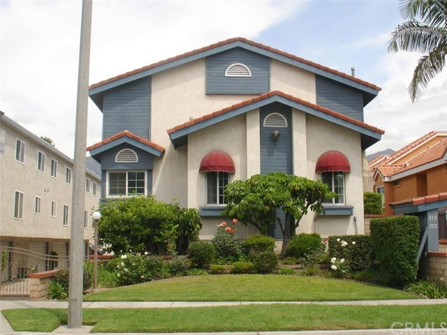 311 CALIFORNIA STREET #D Arcadia CA 91006 id-1203535 homes for sale