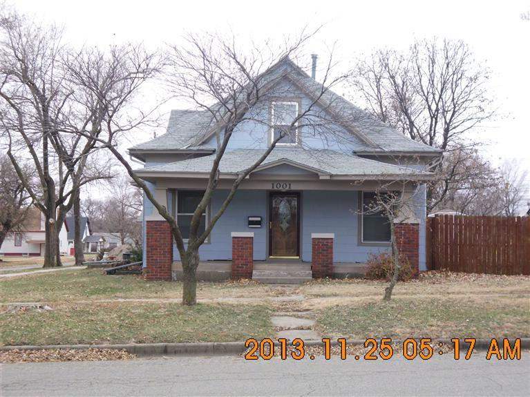 1001 WEST WALNUT Herington KS 67449 id-689779 homes for sale